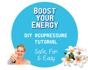 Acupressure Tutorial: Boost your Energy
