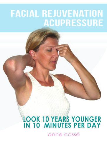 Lift, plump, glow with facial rejuvenation acupressure