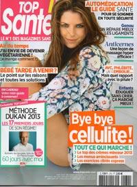 Top Santé mai 2013 | Anne Cossé