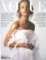 Vogue avril 2006 | Anne Cossé